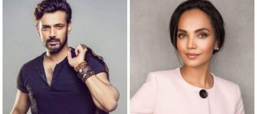 Zahid Ahmed Thinks Aaminah Sheikh Is Beyond Brilliant