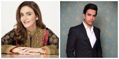 Nadia Khan And Junaid Khan In Kasa e Zaat