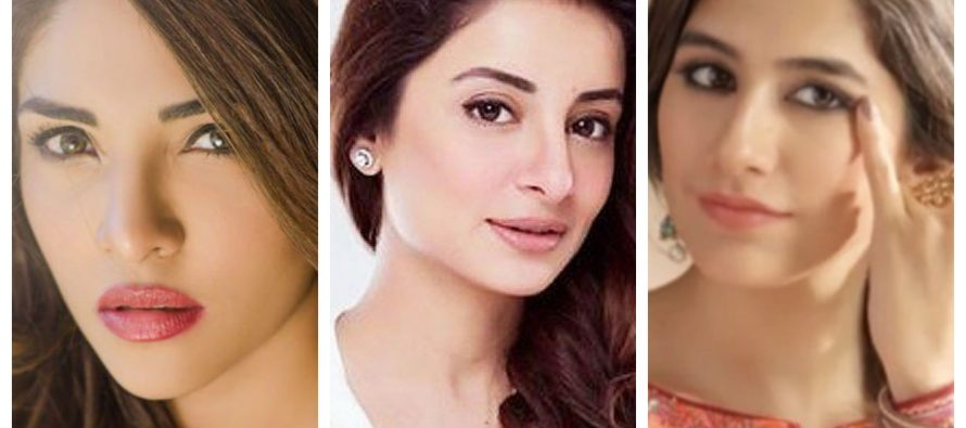 Here's How Syra Shahroze, Zhalay Sarhadi And Sarwat Gillani Look Beautiful