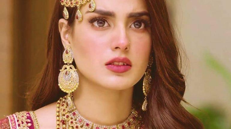 Iqra Aziz looks beautiful in Bridal Avatar 3