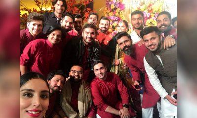 Islamabad United Manager's Cricket Themed Wedding