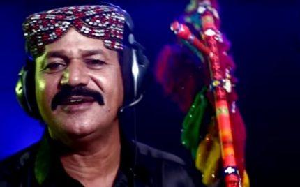 Folk Singer Mocks At Coke Studio With His Ko Ko Korina Cover