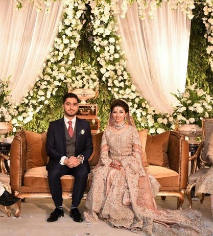 Army Chief's Son Gets Married