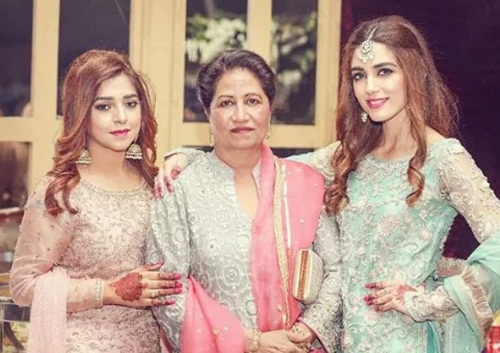 Maya Ali Is Very Close To Her Bother And Sister In Law