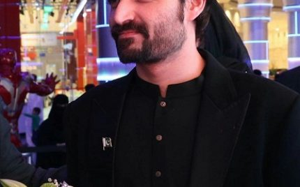 Hamza Ali Abbasi In KSA For PHJ Premiere