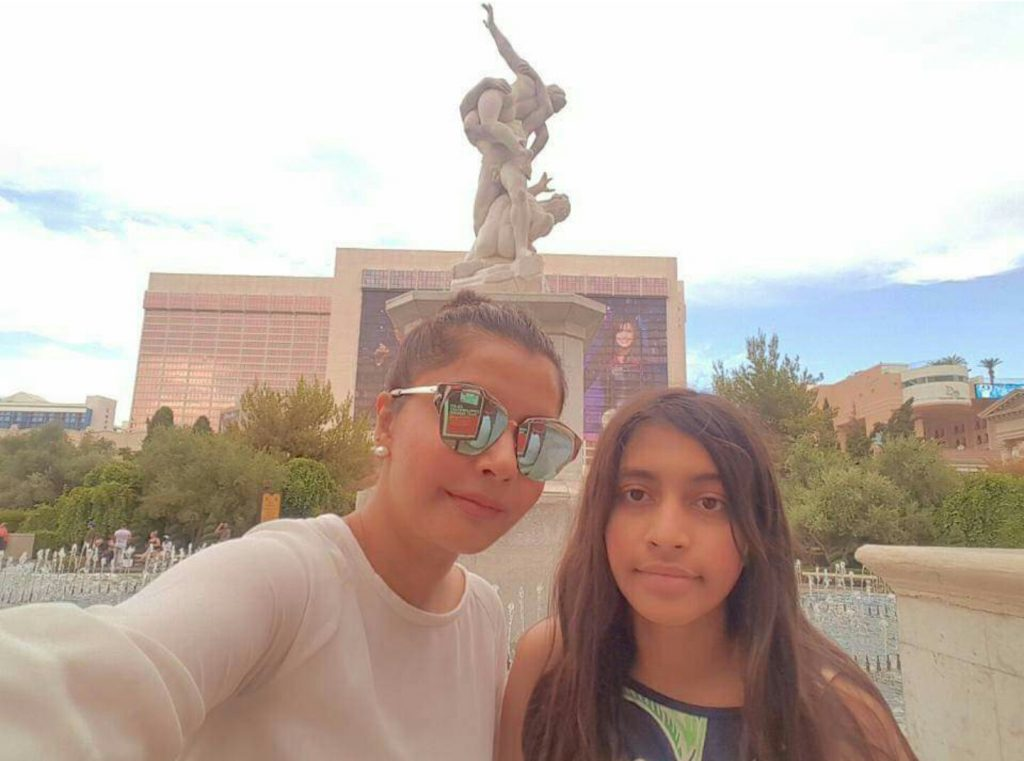 Nida Yasir Spends Time With Kids