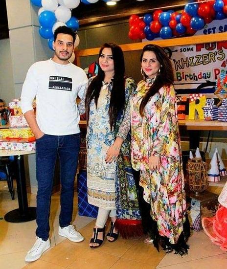 Latest Clicks Of Fatima And Arsalan's Baby Mahbir