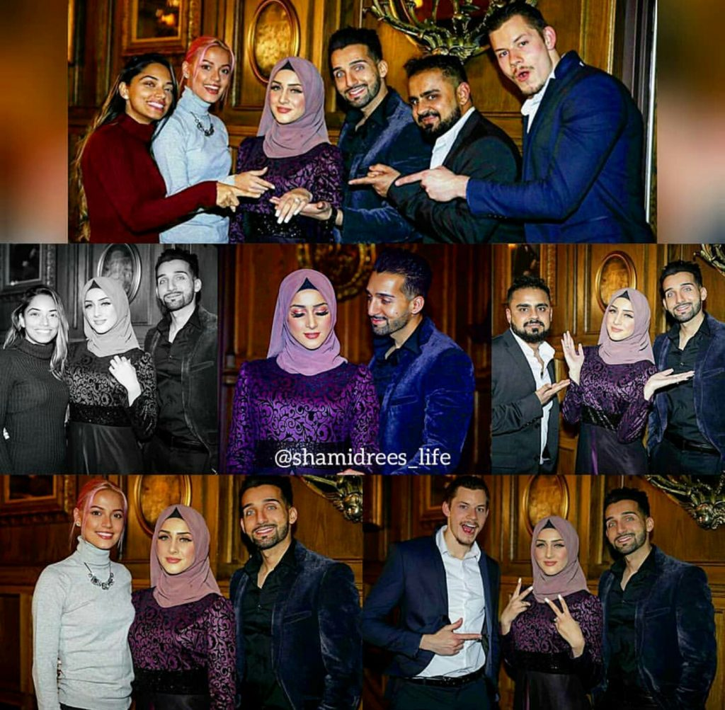 Sham Idrees And Froggy Are Engaged