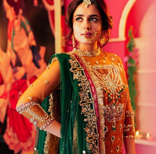 Sumbul Iqbal Stuns In This Latest Shoot