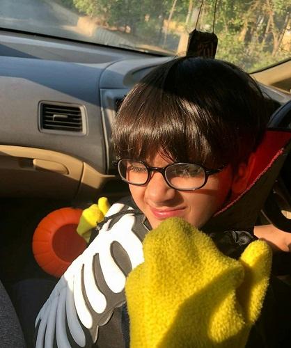 Hira Mani Is A Super Chill Mom