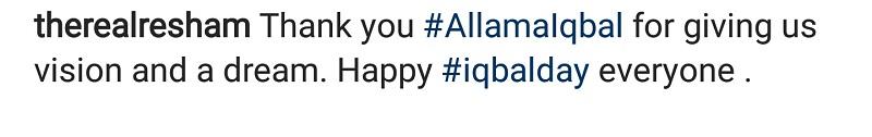 It Is Allama Iqbal's 141st Birth Anniversary