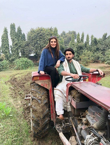 Agha Ali And Resham To Star Together