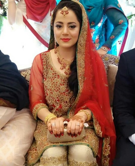 Najia Baig Got Married | Reviewit pk