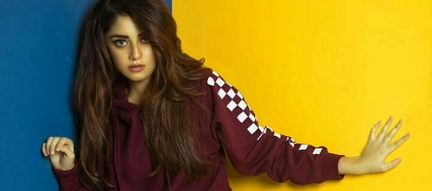 Alizeh Shah Looks Chic In Her Latest Shoot