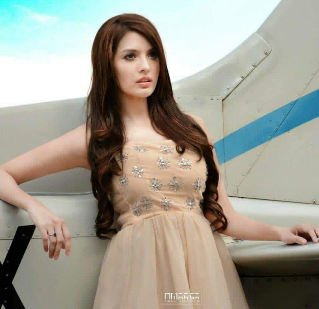Saeeda Imtiaz's Latest Shoot