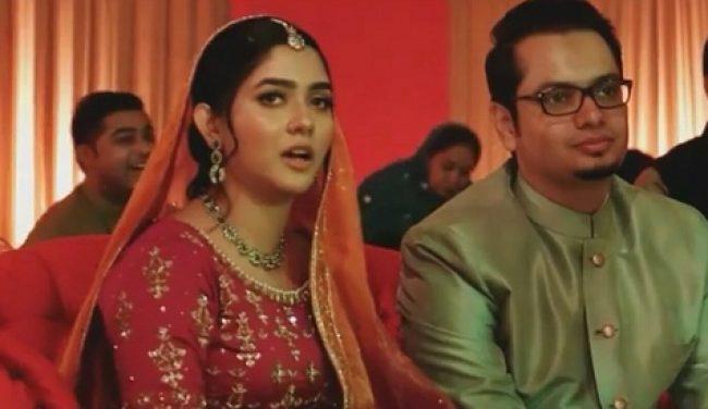 People React To Bride Enjoying Her Mehendi