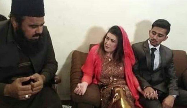 41 Yr Old American Finds Love In Sialkot