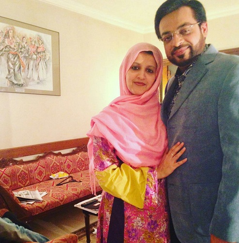 Aamir Liaquat S First Family Reacts To His Wedding