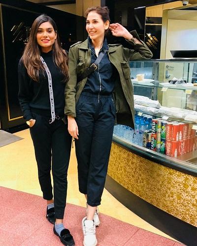 Zara Abid And Abeer Rizvi On An Adventure