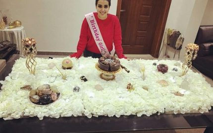Iqra Aziz Gets A Pre-Birthday Surprise