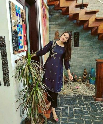 Arij Fatyma Attends A Wedding
