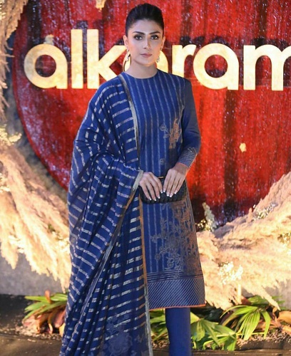 Ayeza Khan At Al Karam's Event