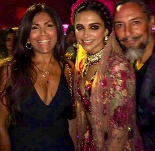 Ranveer Singh And Deepika Padukone's Wedding Party