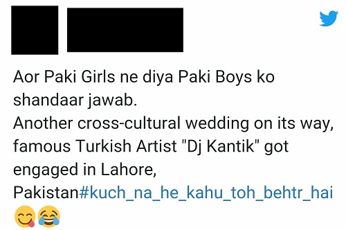 Now There Is A Foreigner Groom In Pakistan