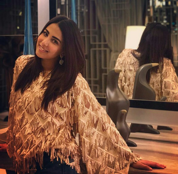 Ushna Shah Stuns In Her Latest Pictures