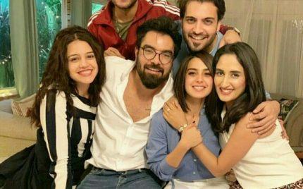 Yasir Hussain Celebrates Birthday With Friends