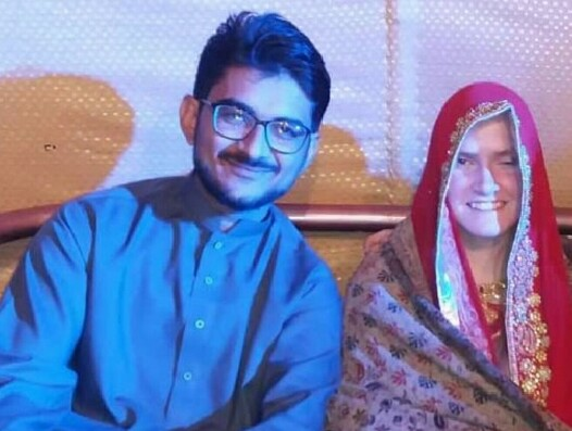 Another Online Love Story Brings US Woman To Pakistan