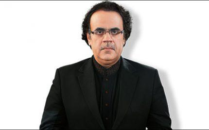 Journalist Dr Shahid Masood Arrested