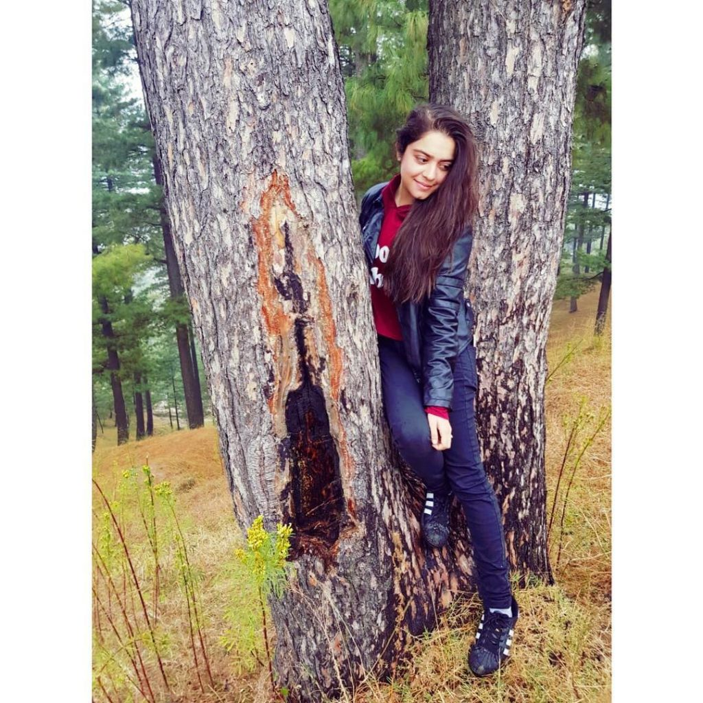 Sara And Arisha Razi's Latest Pictures From Their Trip