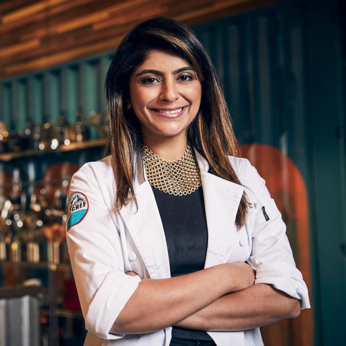 Pakistani Top Chef Contestant Was On Ellen's Show