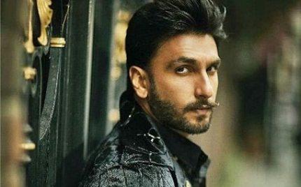 MNR Styles Ranveer Singh For A Shoot