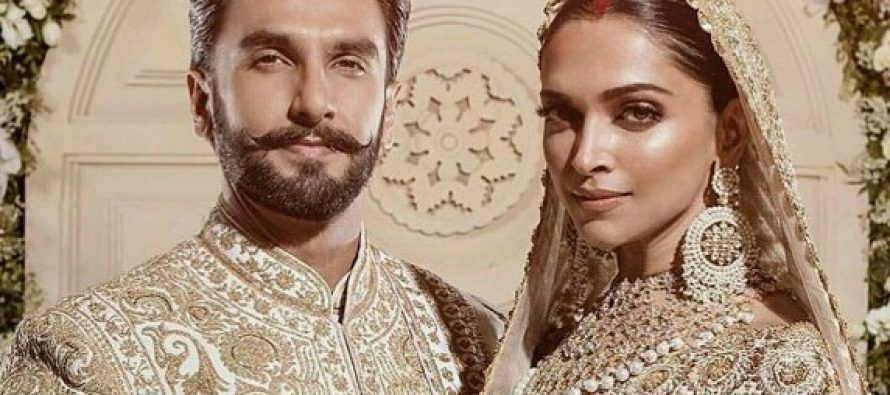 Ranveer Singh And Deepika Padukone's Mumbai Reception