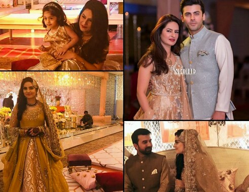 Fawad Khan Wife Sadaf - 25 Romantic Pictures