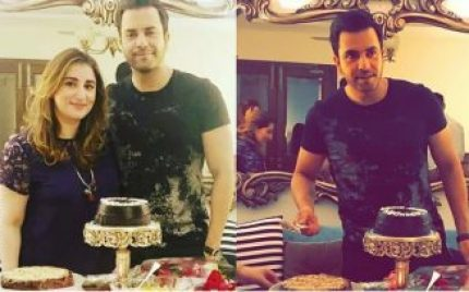 Junaid Khan Celebrates His Birthday With Close Friends And Family