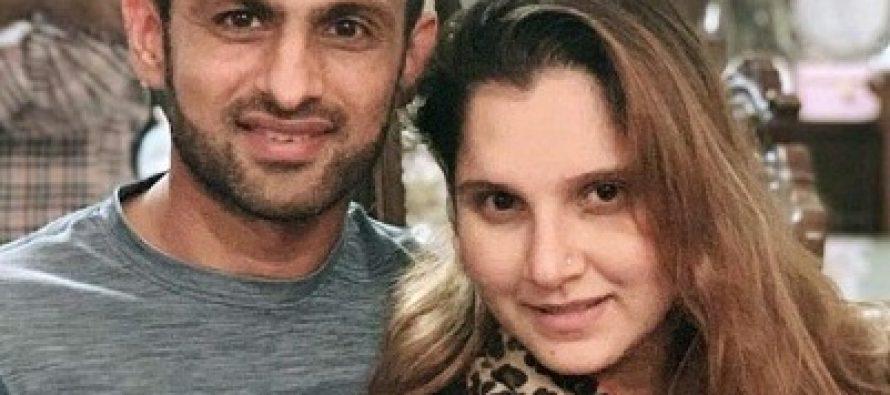 Sania Mirza Celebrates Birthday With Husband Shoaib Malik