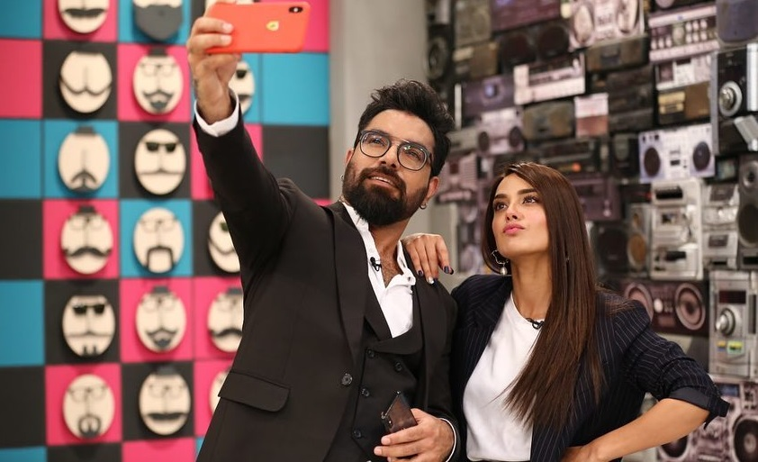 Image result for Yasir Hussain and Iqra Aziz