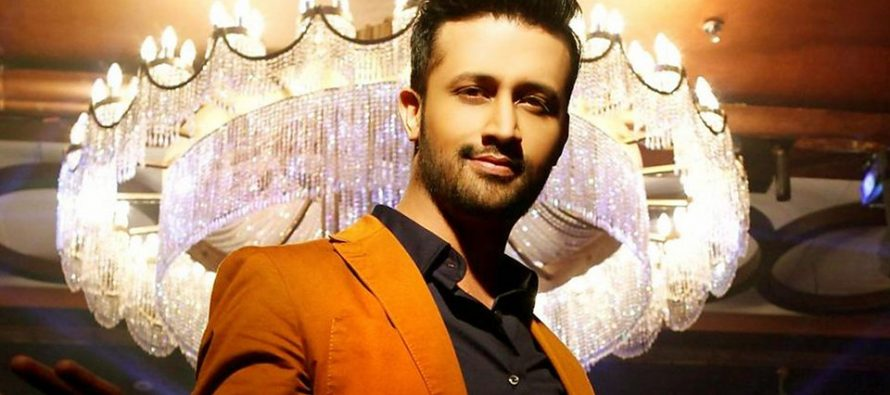 Atif Aslam's Late Night Music Session Is All Things Cute