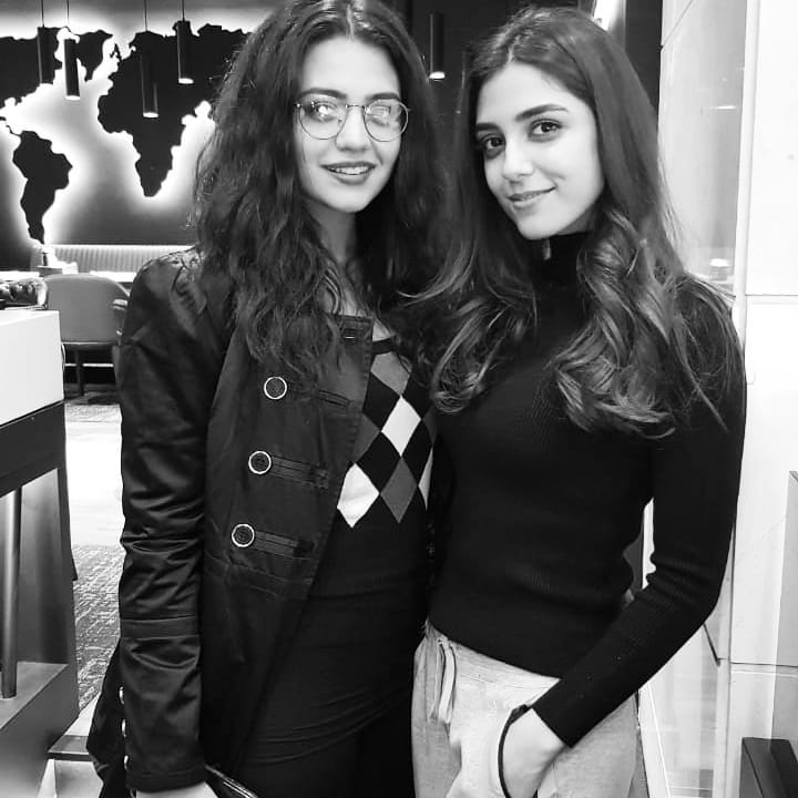 Maya Ali and Zara Noor Are The New Bffs In Town