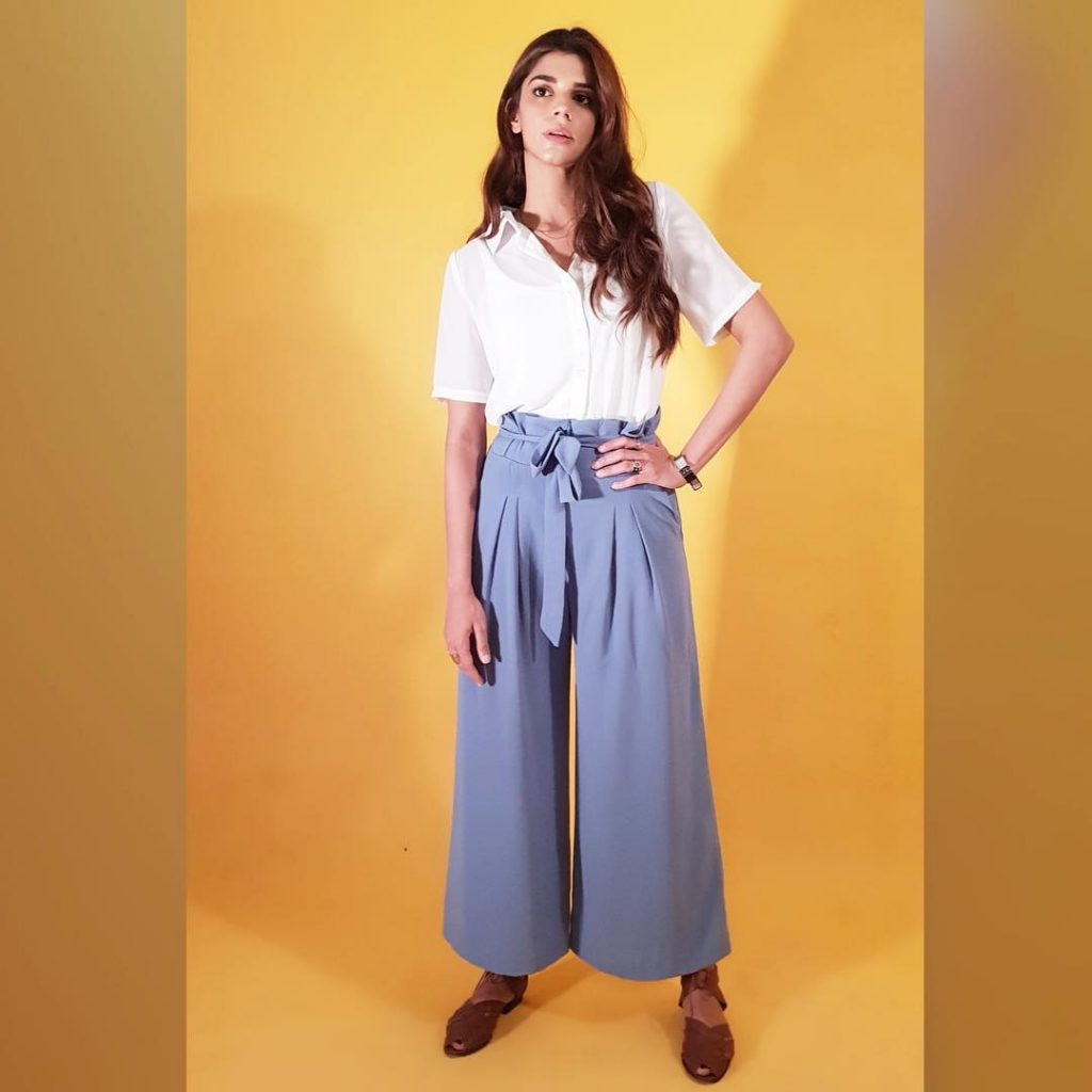 Sanam Saeed Is The Face Of Meher Jaffri's Clothing Brand