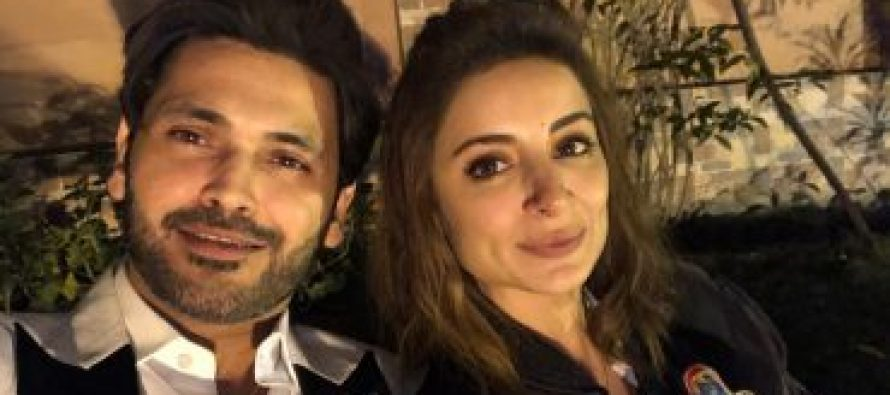 Sarwat Gillani and Fahad Mirza Attend A Qawali Night