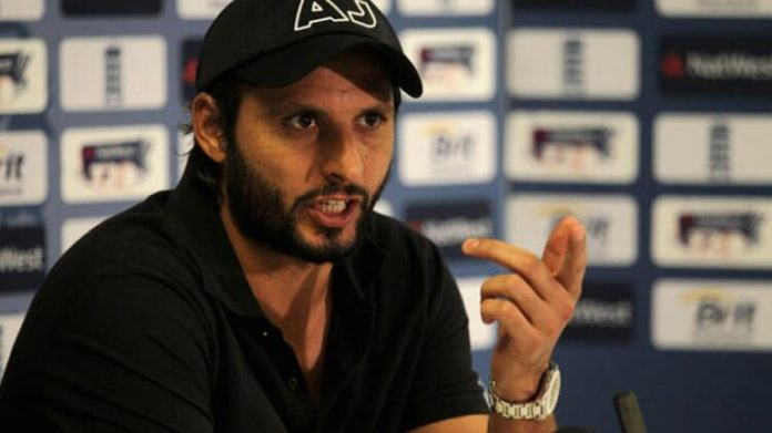 Shahid Afridi Responds To Kashmir Controversy