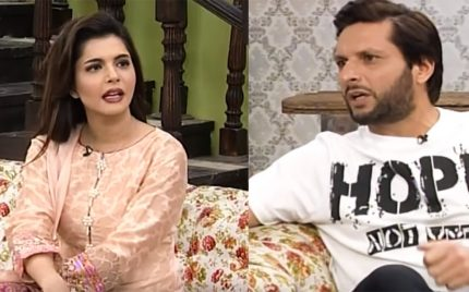 Shahid Afridi Broke His Television In Anger
