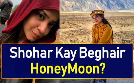 Where Is Sara Razi's Husband On Her Honeymoon?