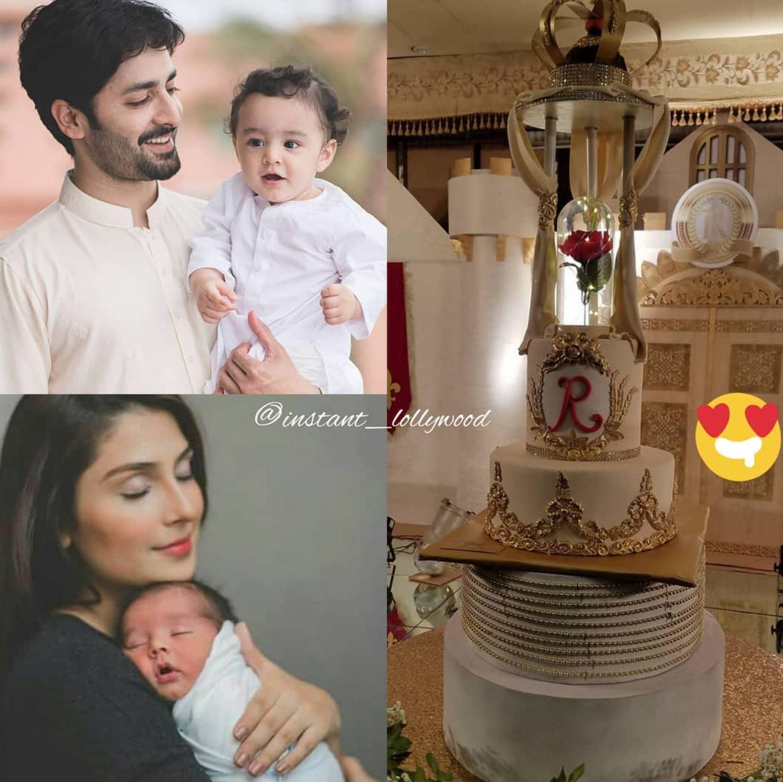 Celebrities Attend Danish Tamooor's Son's Birthday