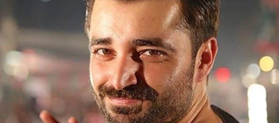 People Are Impressed With Hamza Ali Abbasi's Talent
