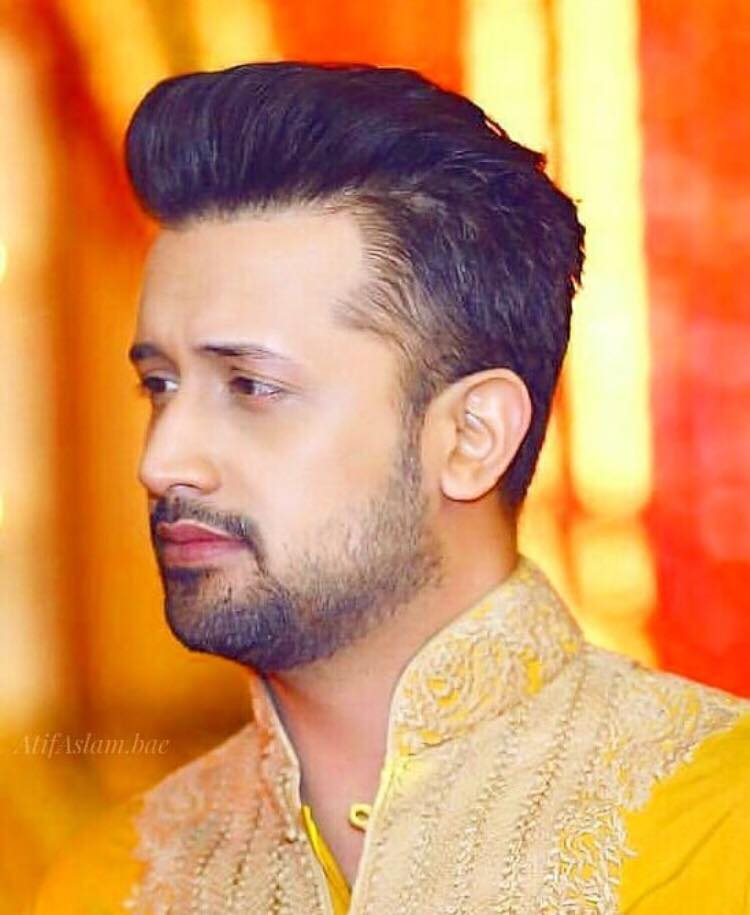 The Girl From College Who Impacted Atif Aslam's Life Forever